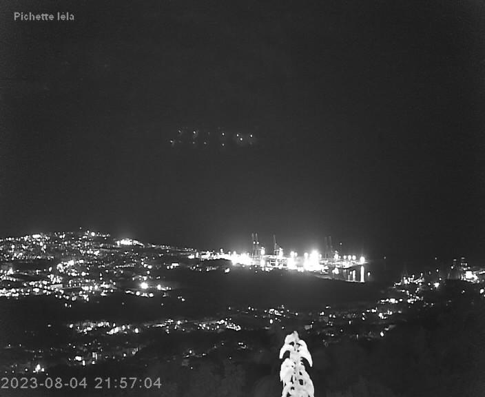 Caméra La Possession vue Port